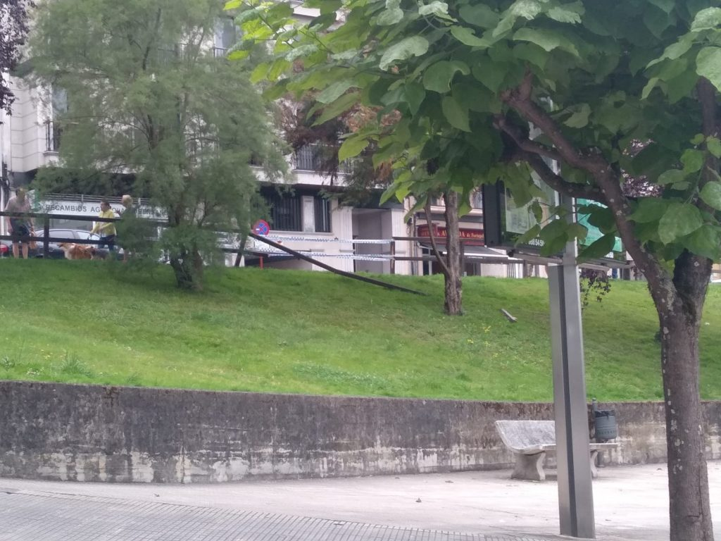 Jardines de Avenida de Portugal