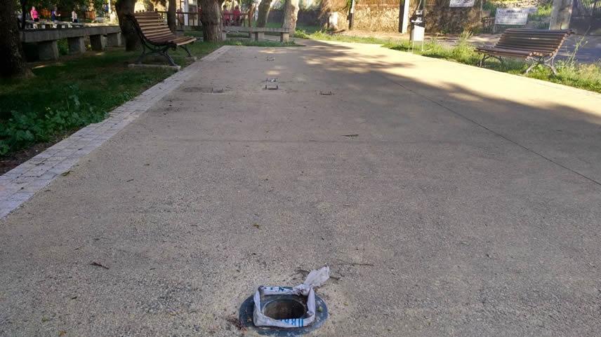 Chapuza paseo Barbaña