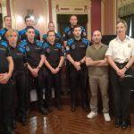 Nuevos Policías Locales de Ourense