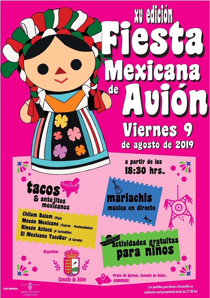 XV Fiesta Mexicana de Avión