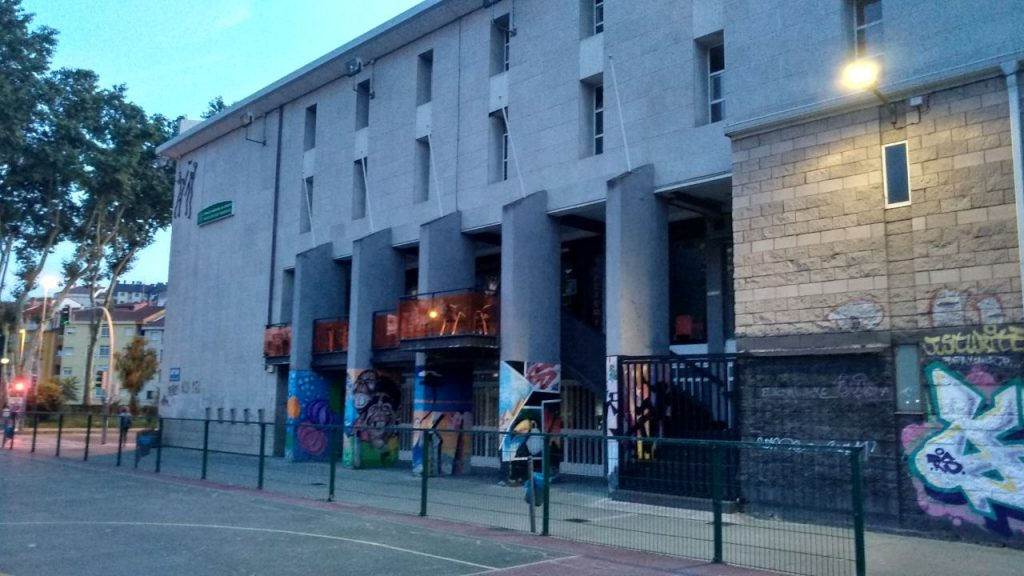 Pabellón de los Remedios de Ourense