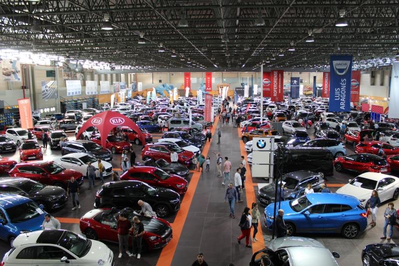 Salón del automóvil de Expourense