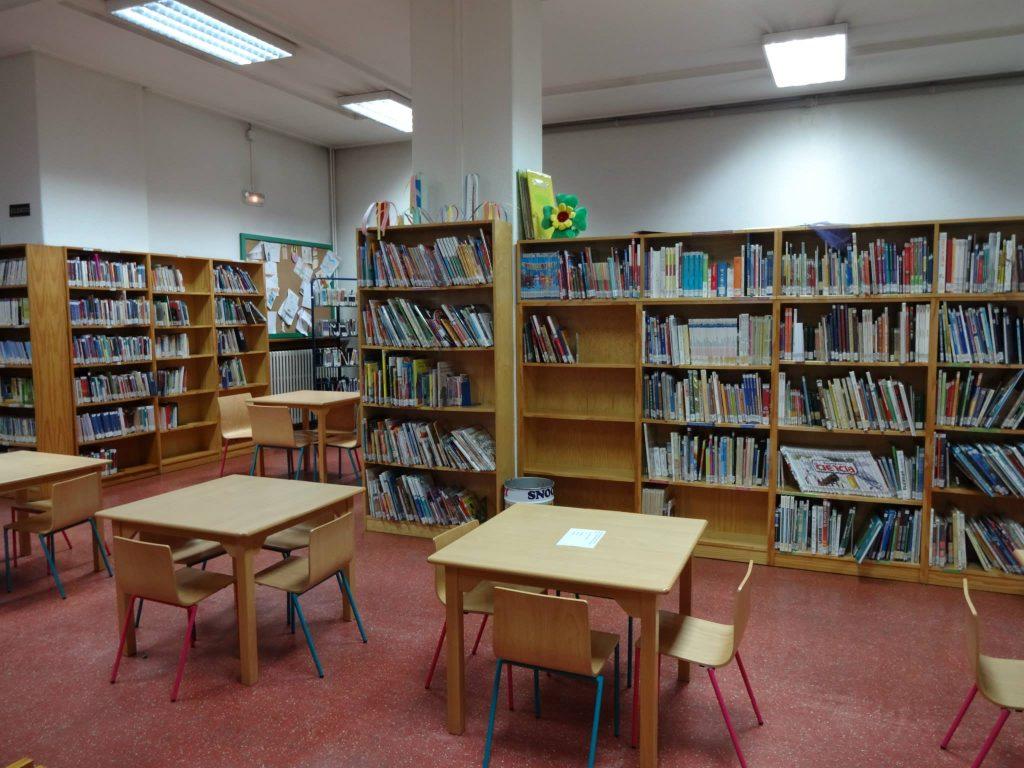 Biblioteca pública de Concejo