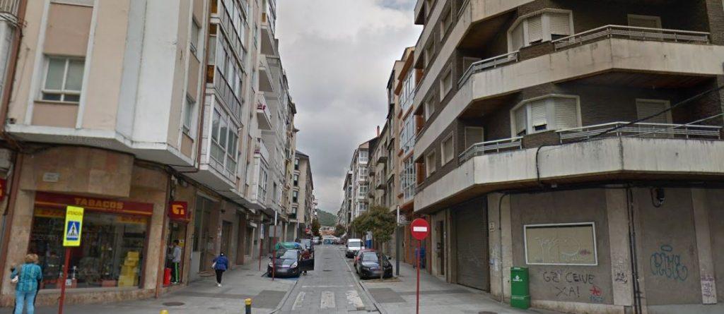 Calle Remedios de Ourense