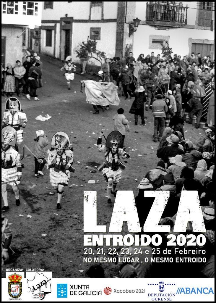 Cartel del Entroido De Laza 2020