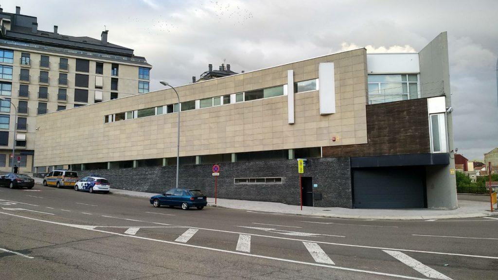 Comisaría de la Policía Local de Ourense