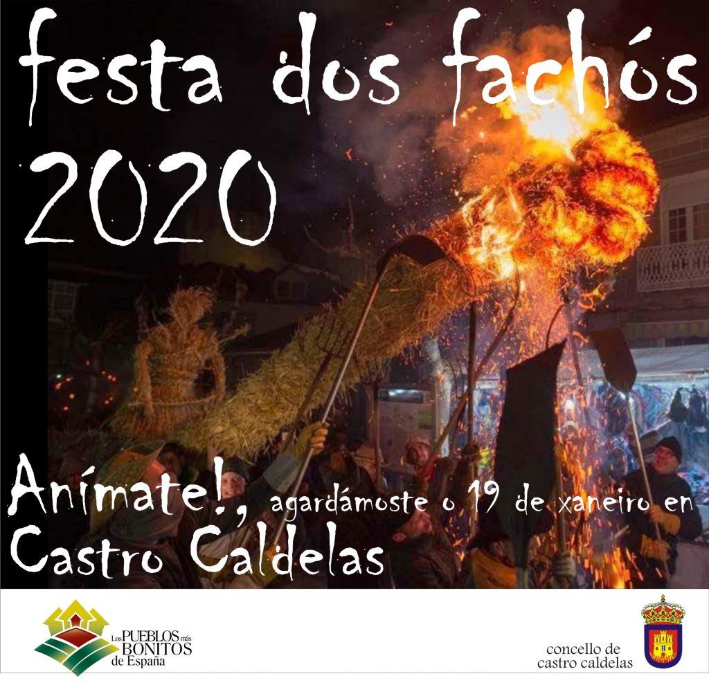 Festa Dos Fachos 2020 Castro Caldelas