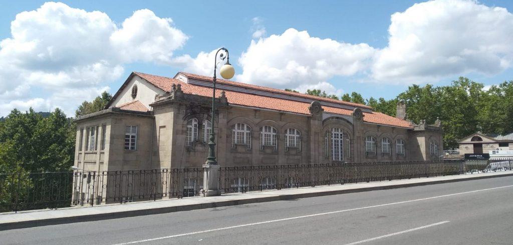 Plaza de Abastos de Ourense