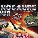 Dinosaurs Tour Ourense