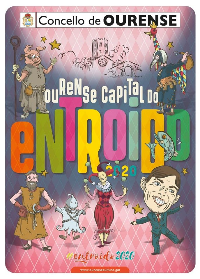 Entroido Ourense 2020