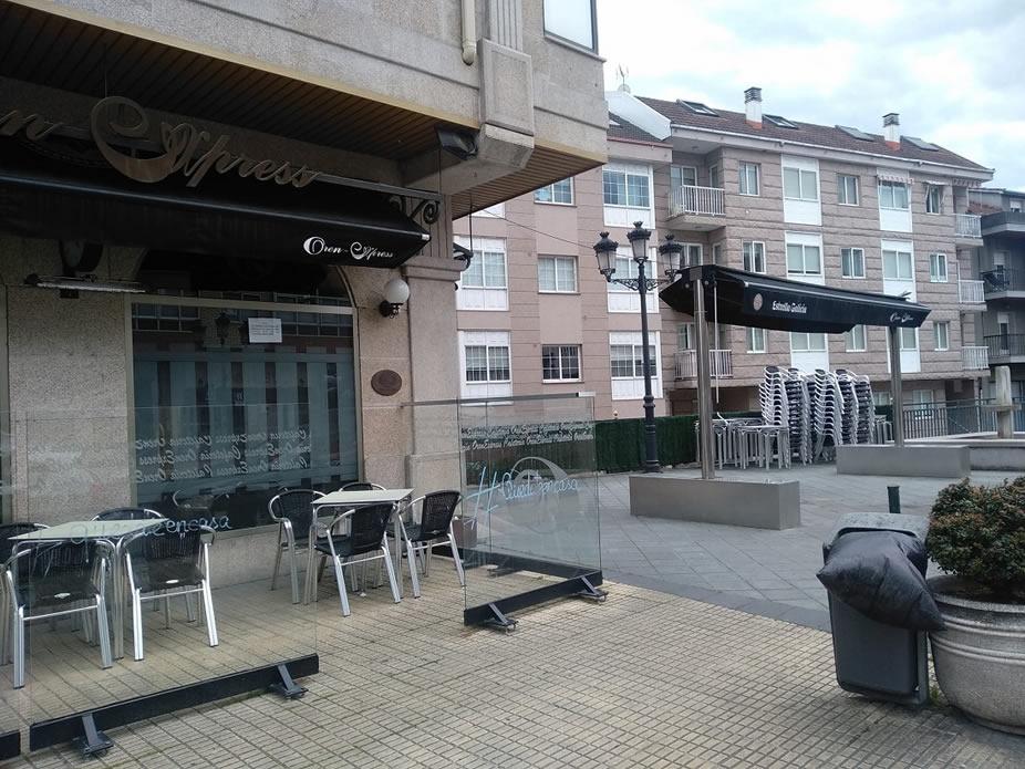 Fotografías de Ourense durante el estado de alarma